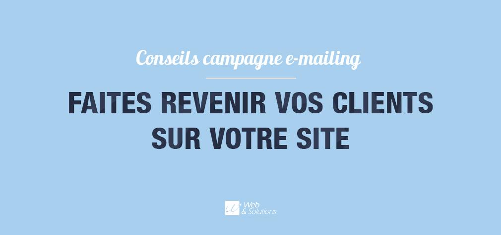 18 conseils pour réussir sa campagne e-mailing