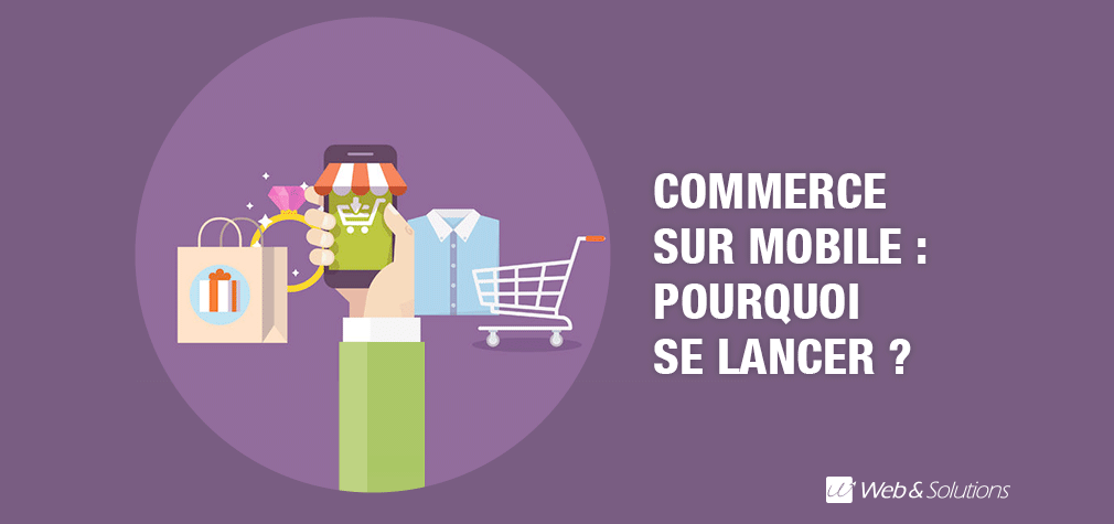 Le m-commerce en France