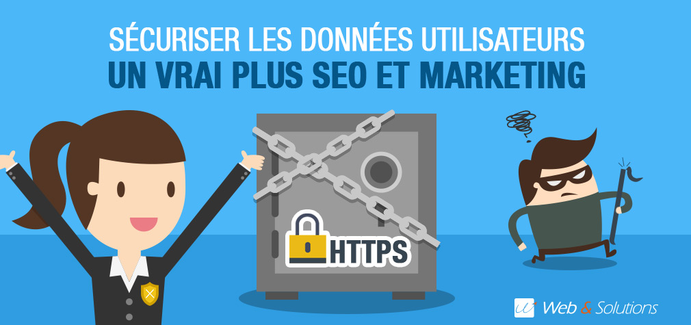 Pourquoi faut-il passer son site e-commerce en HTTPS ?