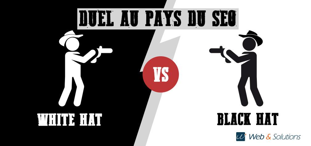 [SEO] Black Hat vs White Hat SEO, définitions et différences