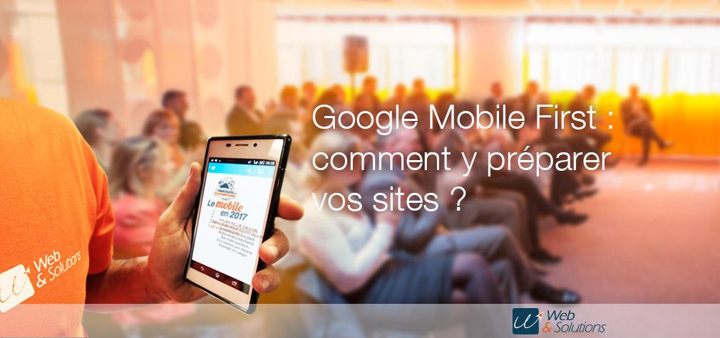 #PecMobile Google Mobile First : êtes-vous prêts pour la course au mobile ?