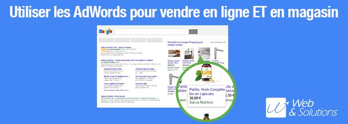 Quelles campagnes AdWords et quelles extensions utiliser pour les commerces locaux ?
