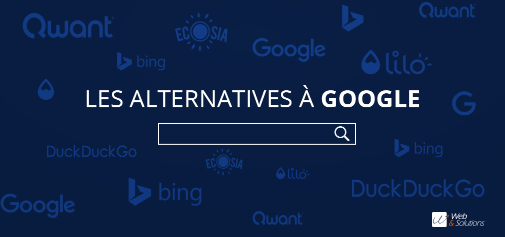 Les alternatives à Google
