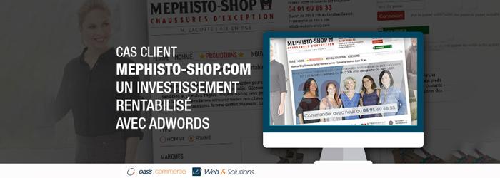[MEPHISTO-SHOP] Réduire ses dépenses AdWords tout en augmentant ses conversions