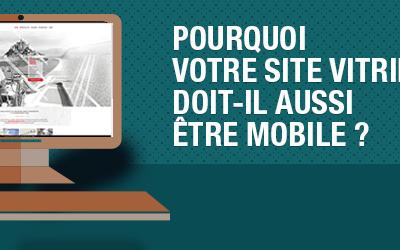 Pourquoi adapter votre site vitrine à la navigation mobile ?